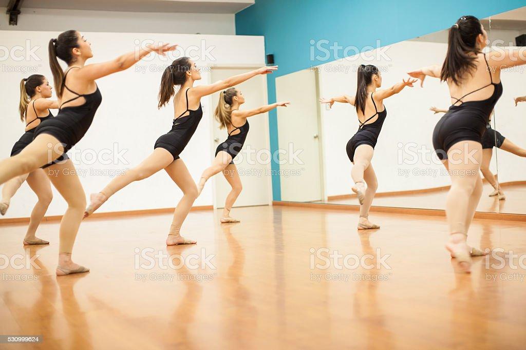 Ensayo De Baile