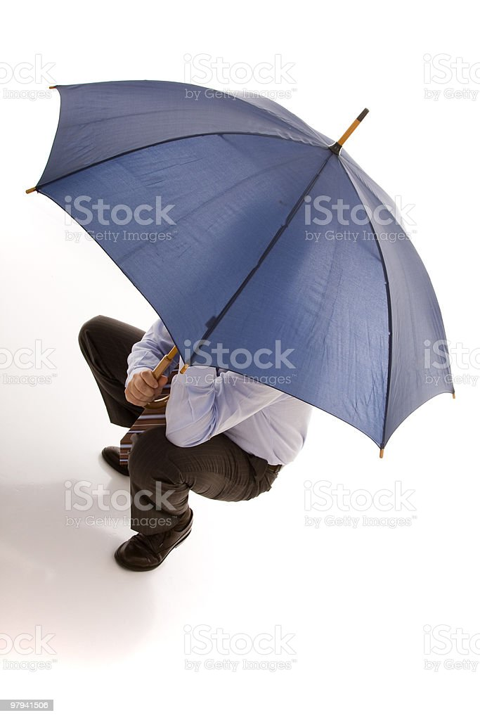 Your best protection royalty-free stock photo