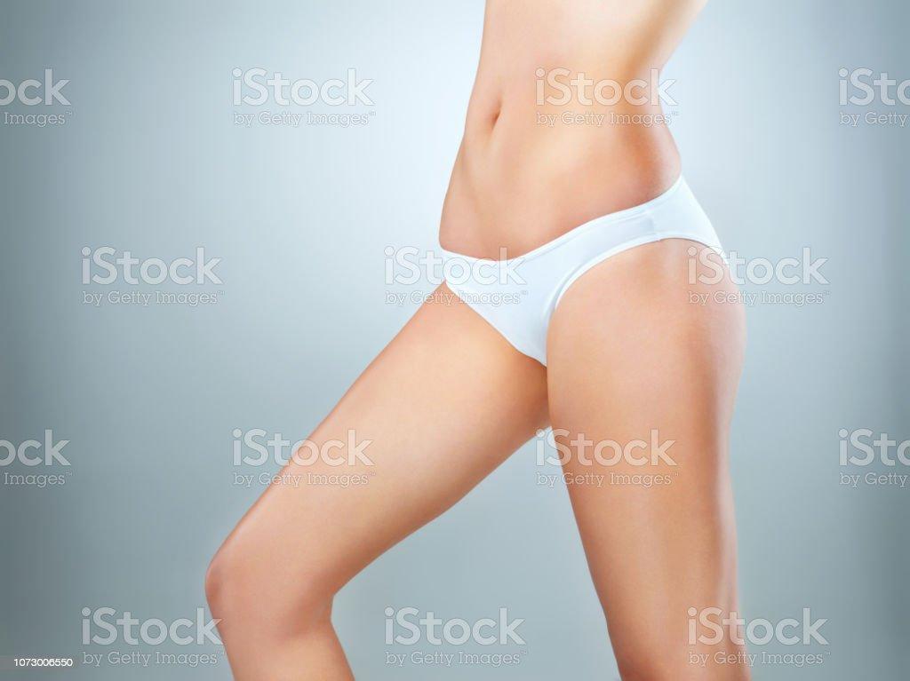 Tu cuerpo es tu obra de arte - foto de stock