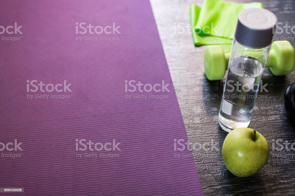 Your body needs pure energy to perform stock photo