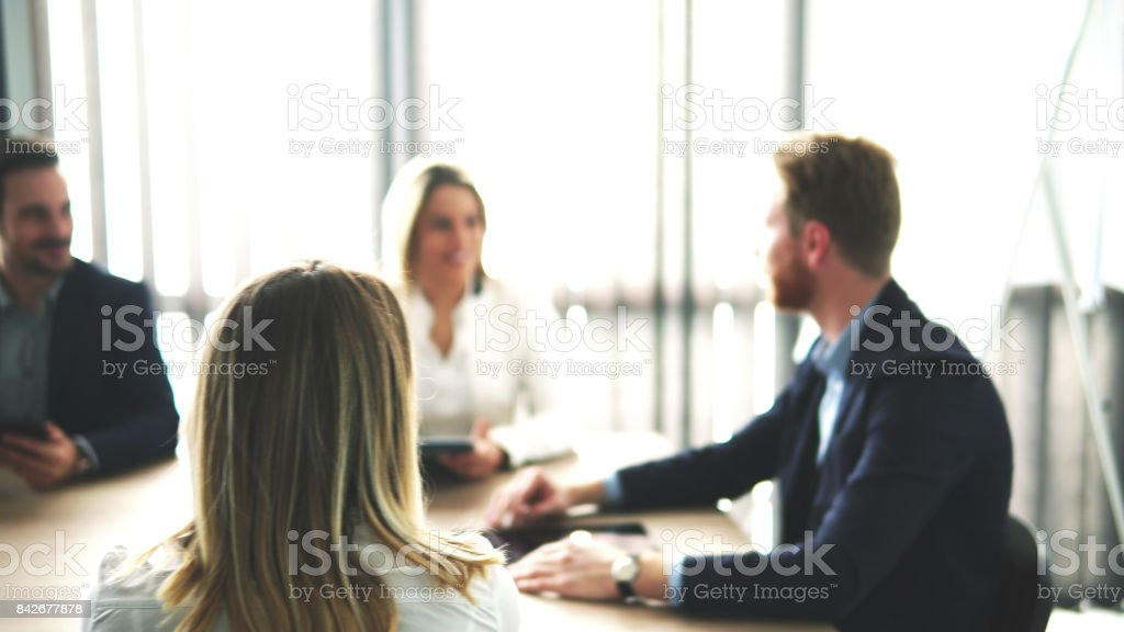 Your business idea is great stock photo