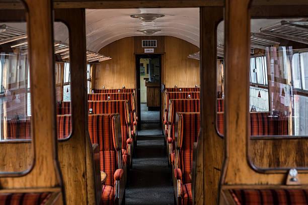 your carriage awaits - järnvägsvagn tåg bildbanksfoton och bilder