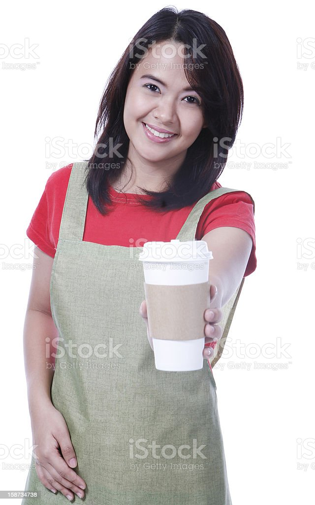 Your Coffee royalty-free stock photo