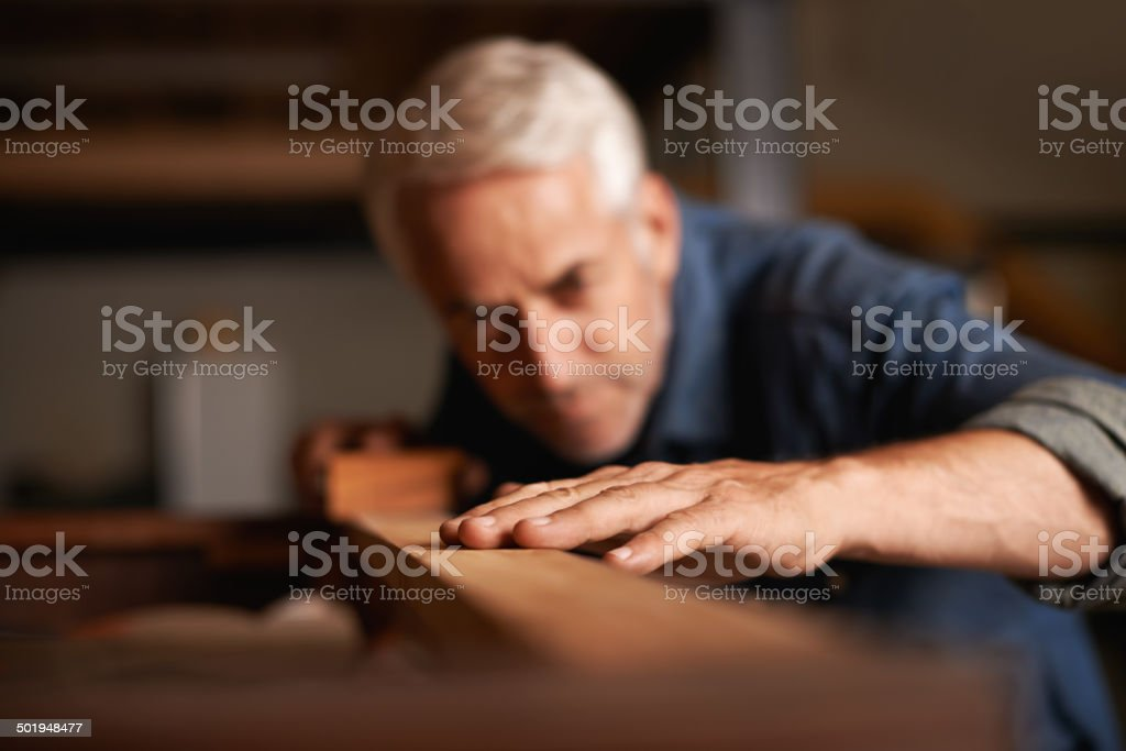 Your dream job does not exist, you must create it stock photo