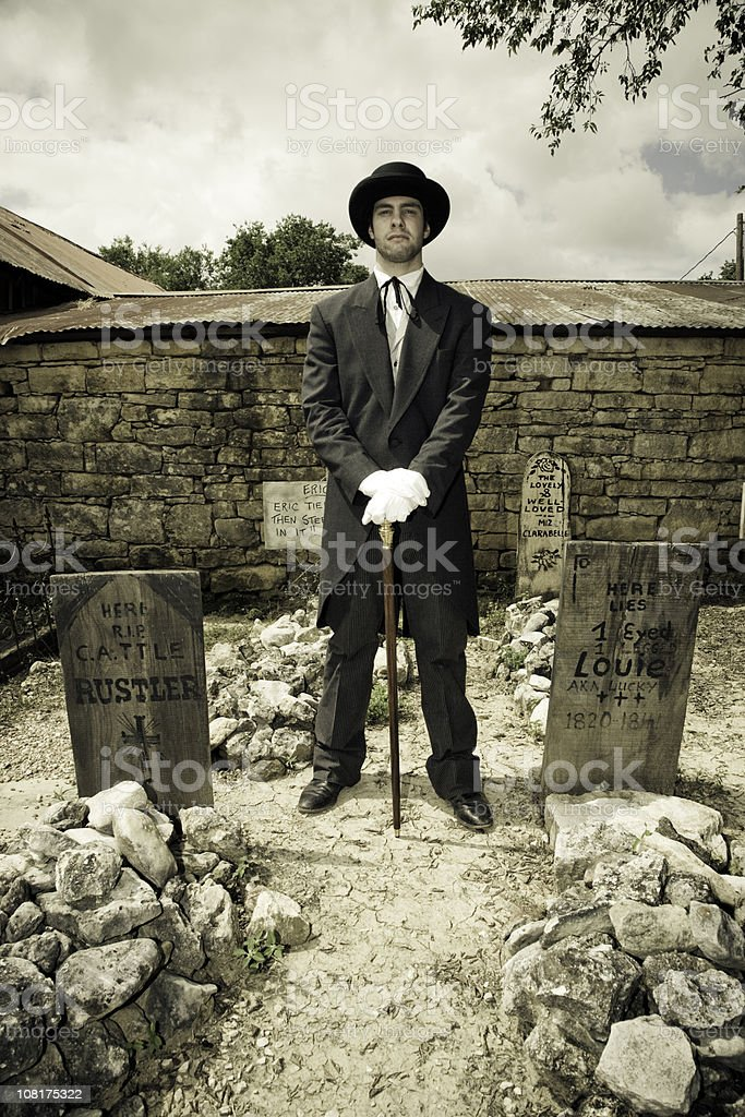 your funeral, my trial. royalty-free stock photo