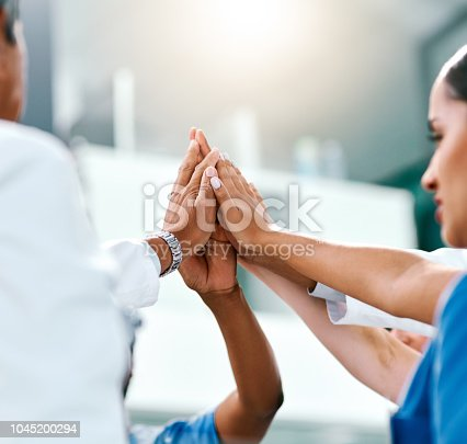 istock Your health is our goal 1045200294