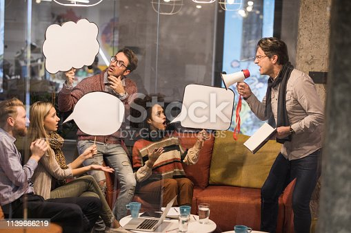 463813207 istock photo Your ideas are not good enough! 1139666219