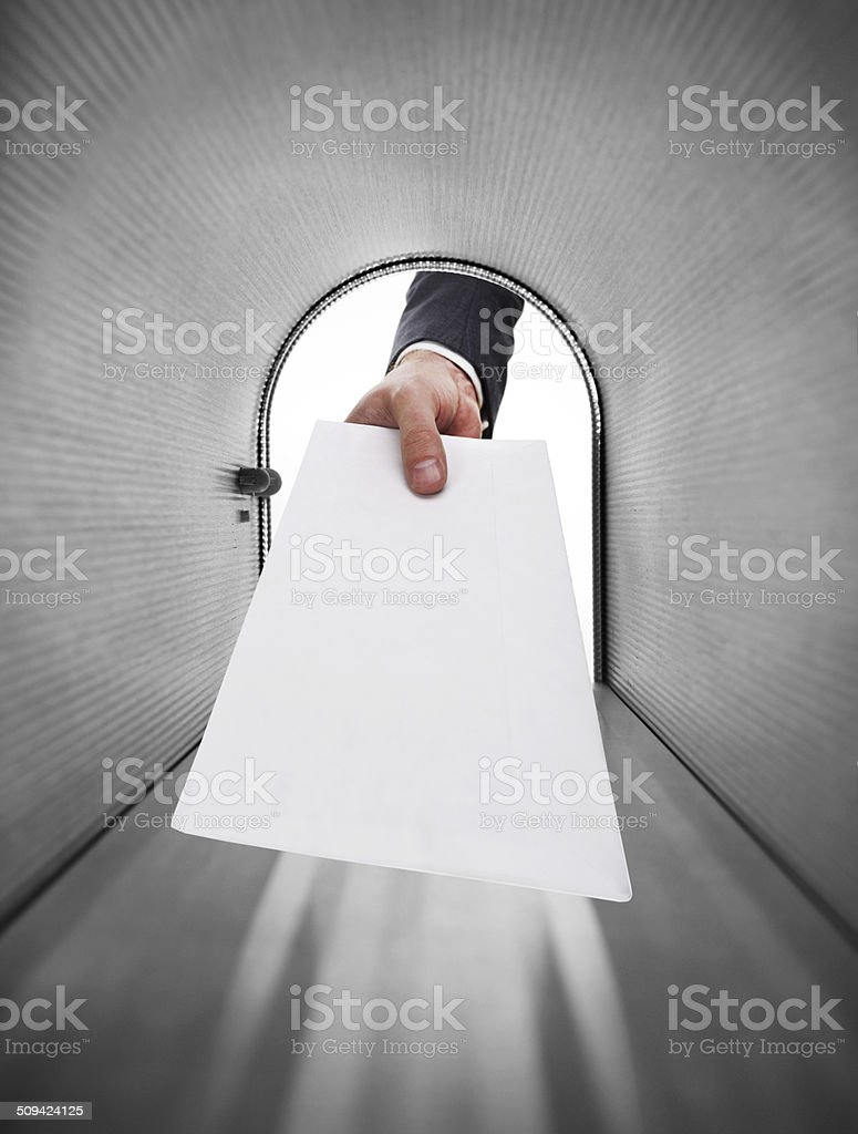 Your mail stock photo