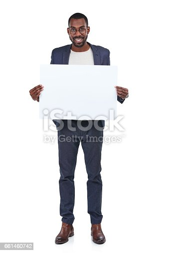 istock Your message backed by the pro himself 661460742