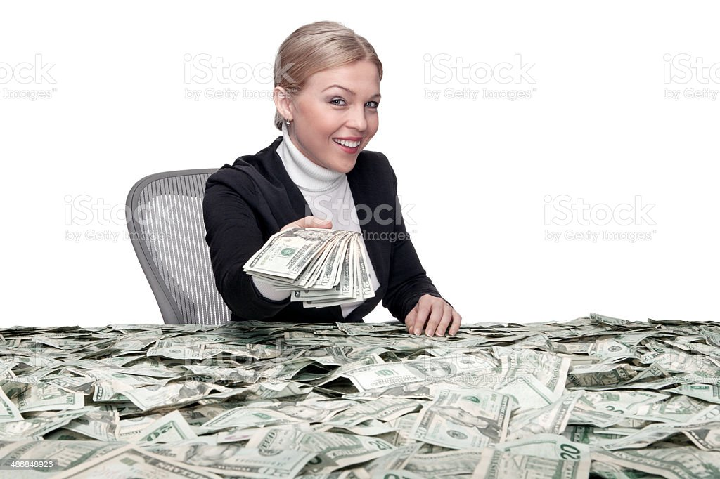 your money stock photo