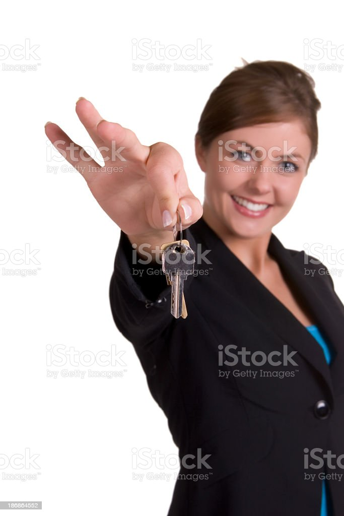 Your New Home royalty-free stock photo
