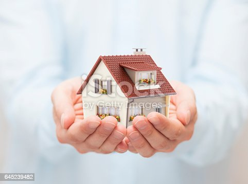 istock Your new house 645239482