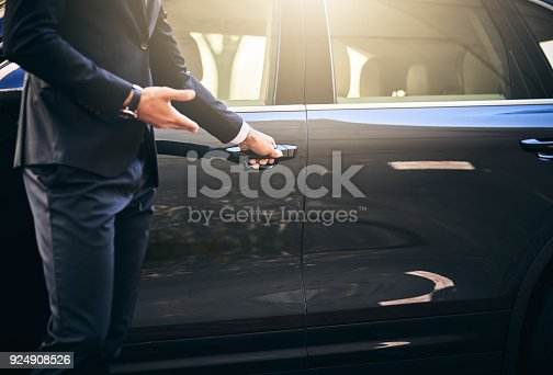 istock Your ride has arrived 924908526