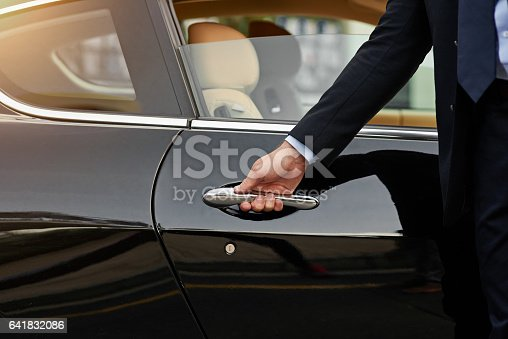 istock Your ride is here... 641832086