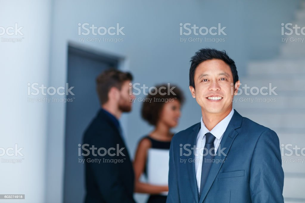 Your risks will eventually lead towards success stock photo