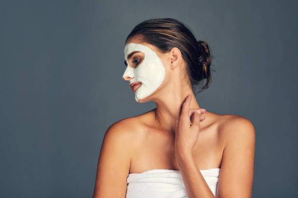 your skin will thank you later - chemical peel stock pictures, royalty-free photos & images