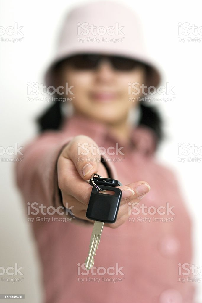 Your Turn To Drive stock photo