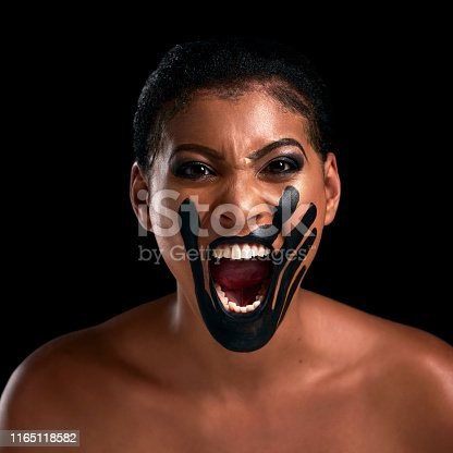 istock Your voice is your power 1165118582