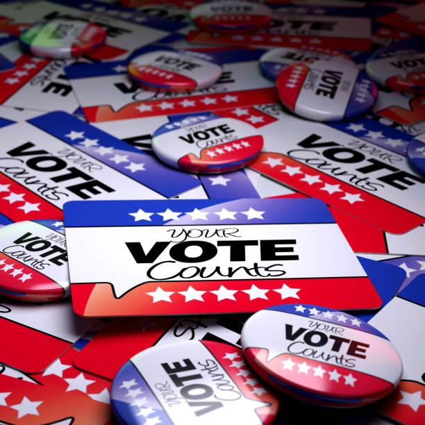 Votre vote compte - Photo