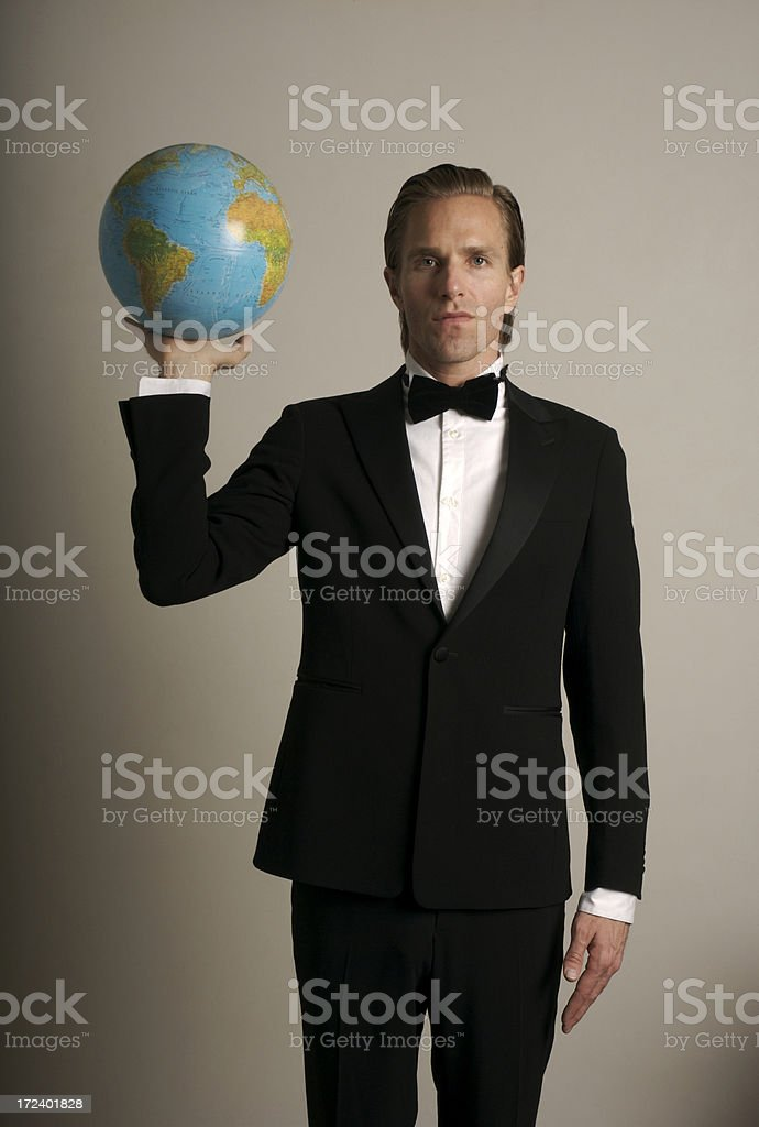 Your World, Sir royalty-free stock photo