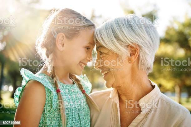 Du Bist Eine Freude In Mein Herz Stockfoto und mehr Bilder von Großmutter