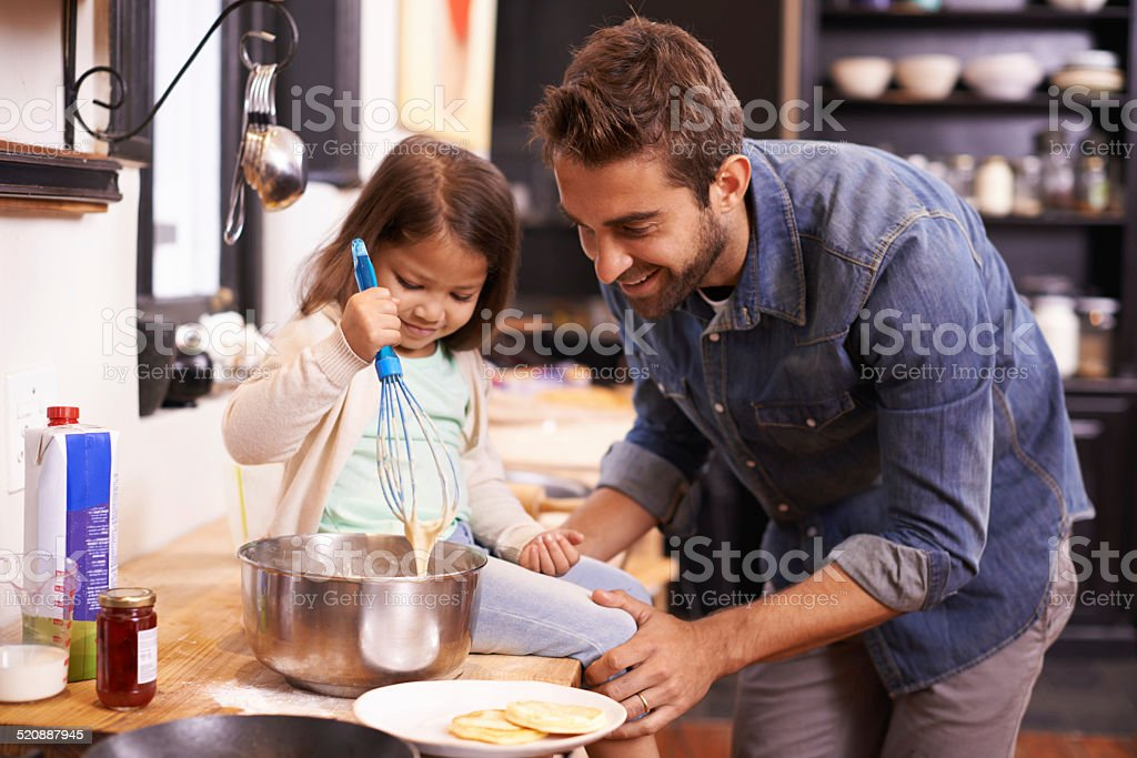 You're doing great sweetheart! stock photo