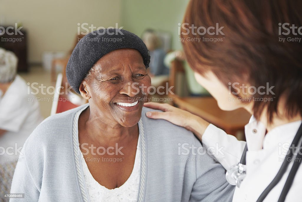 You're doing so well! stock photo