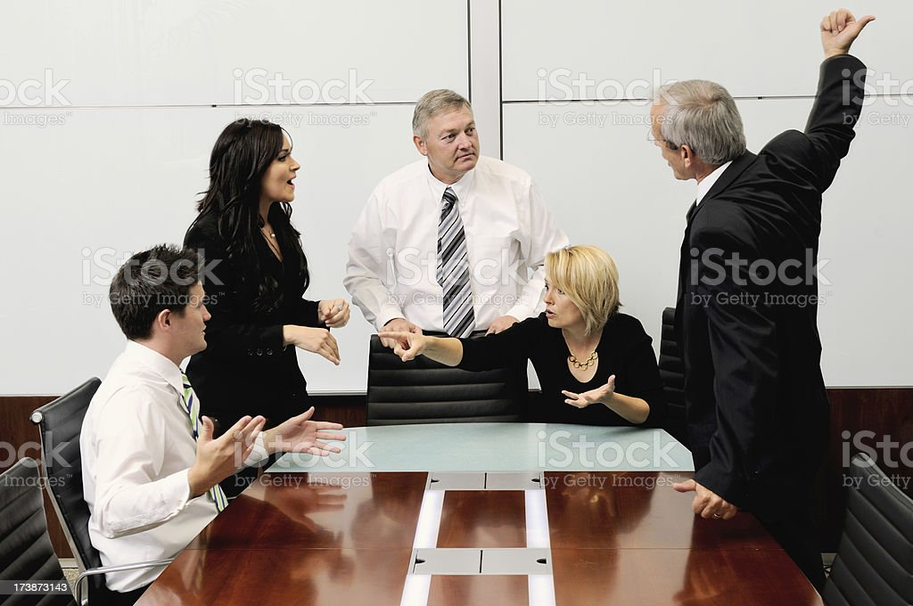 You're Fired stock photo