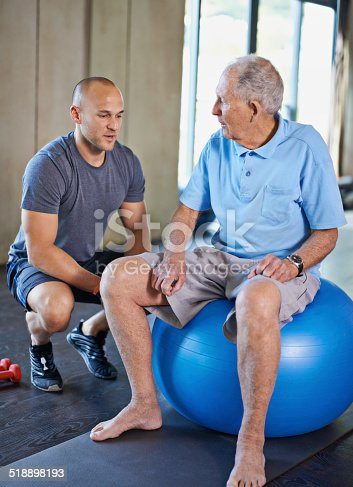 517995977 istock photo You're getting stronger by the day 518898193