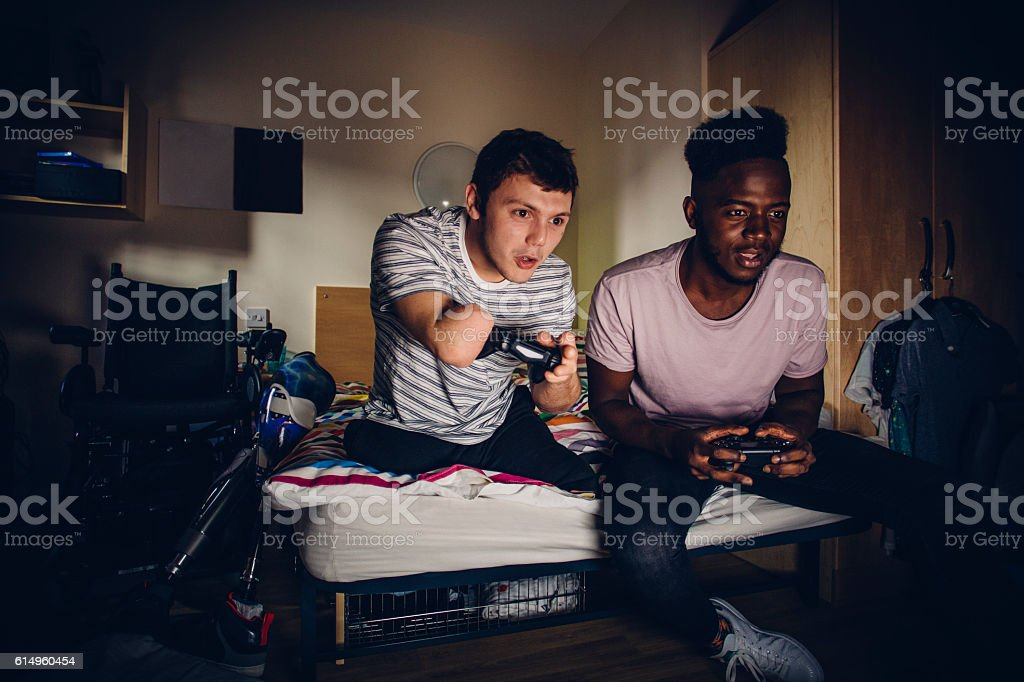 You're going to lose! stock photo