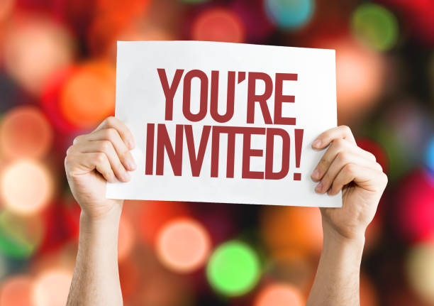 you're invited - guest stock pictures, royalty-free photos & images