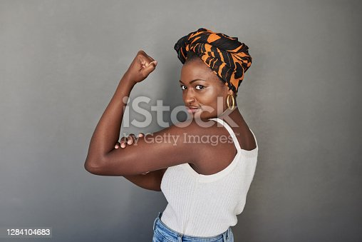istock You're looking at a true heroine 1284104683