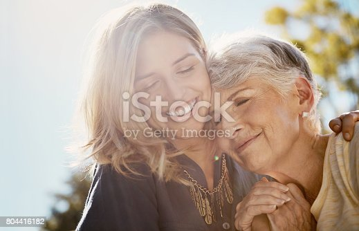 istock You're more special to me than words could say 804416182
