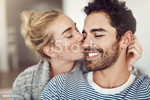 istock You're my everything, babe 869673424