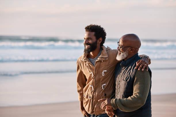 Du bist nie zu alt, um deinen Vater zu brauchen – Foto