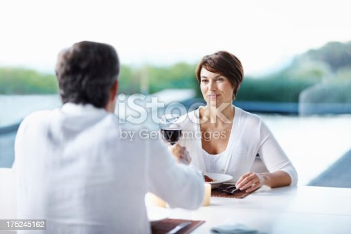 istock You're so important to me - Romantic Dinner 175245162