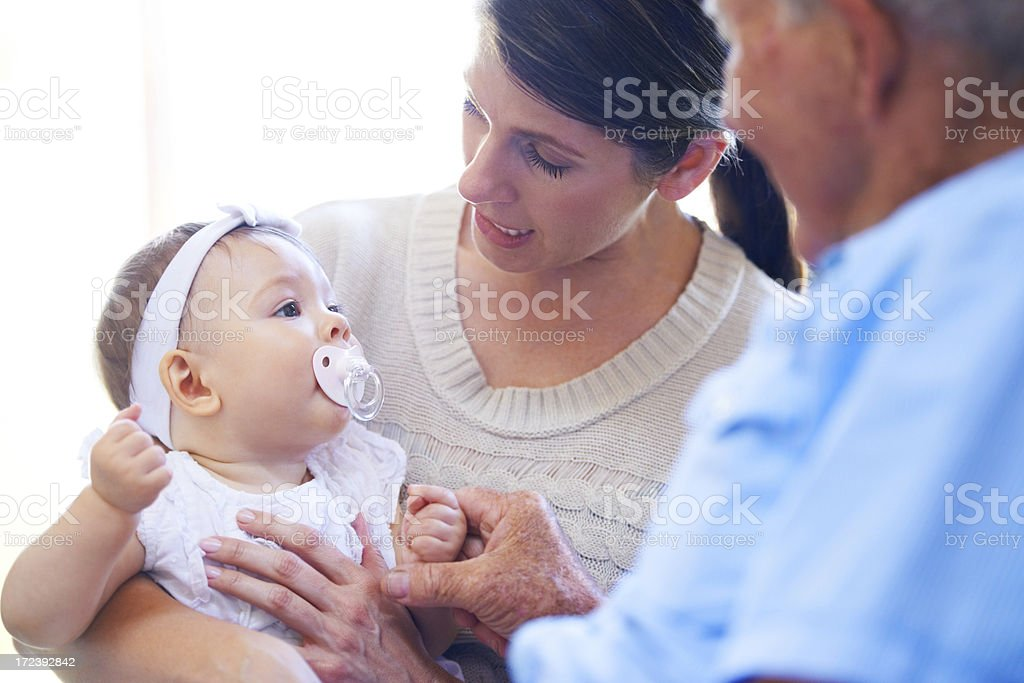 You're so special to us... royalty-free stock photo