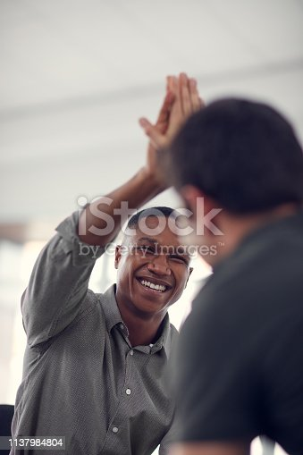 istock You're the best! 1137984804