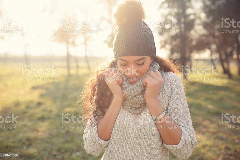 Youth And Innocence stock photo
