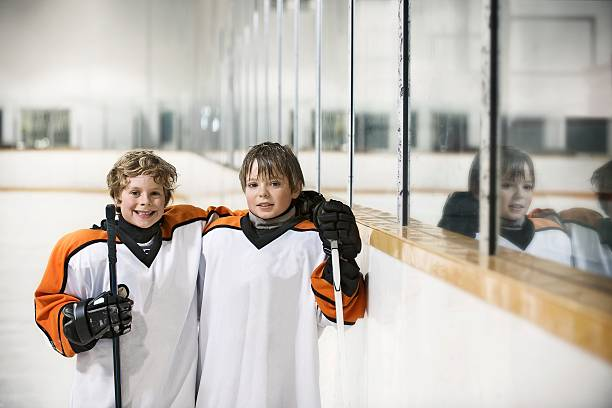 Youth Hockey player – Foto