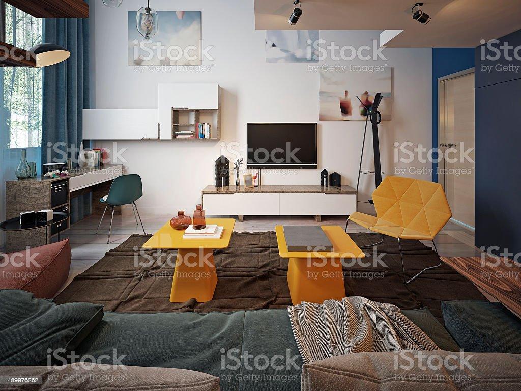 청소년 호실 현대적인 스톡 사진 489976262  iStock