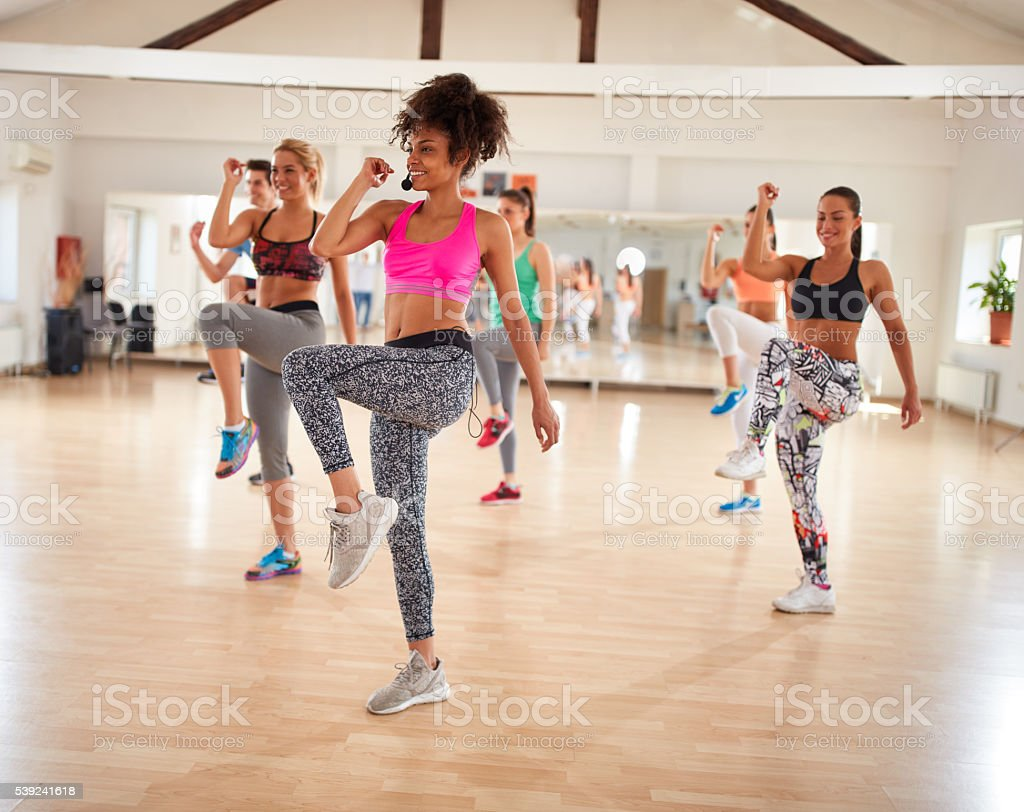 Youth takes care of their appearance using body exercises royalty-free stock photo