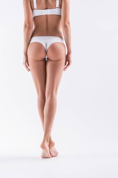 round ass woman