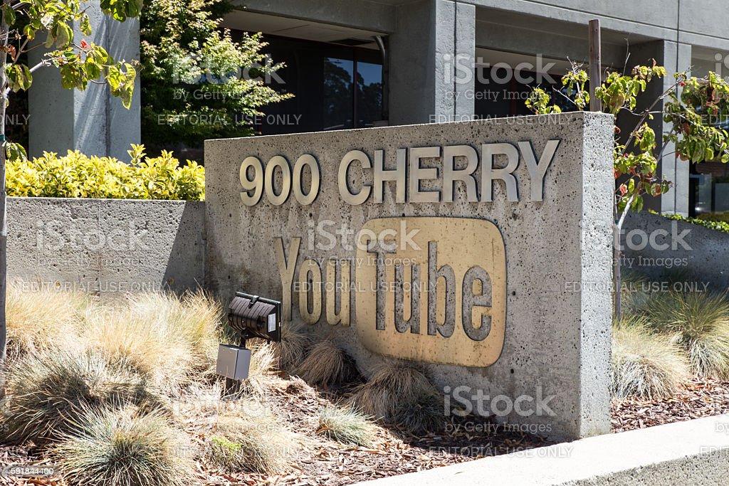 Youtube Headquarters - Foto de stock de Aire libre libre de derechos