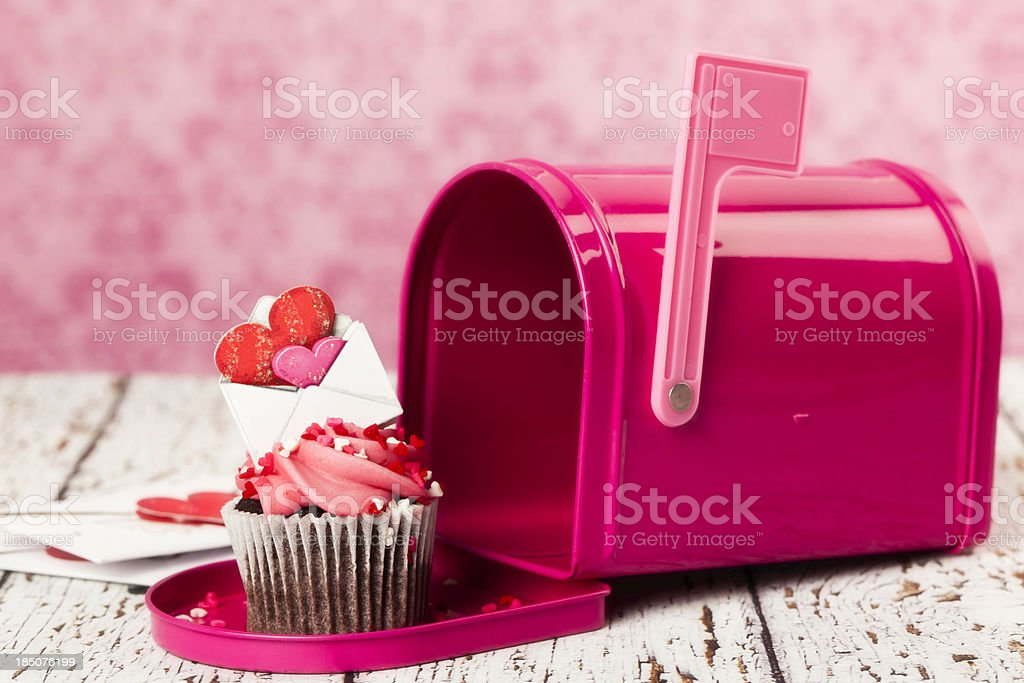 You've Got Mail: Sweet Delivery royalty-free stock photo