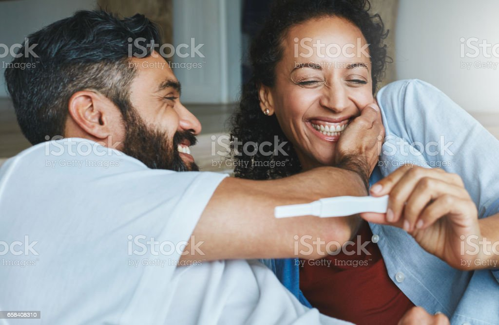 You've made me so happy stock photo