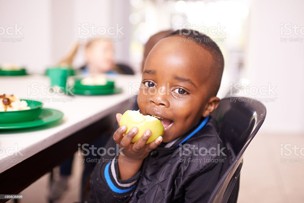 Yummy! stock photo