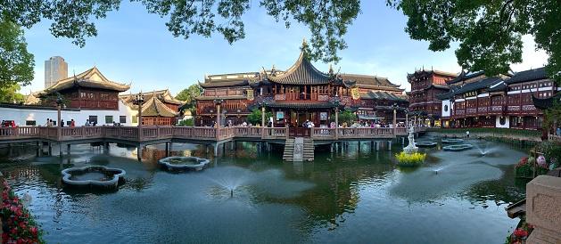 Yuyuan garden Shanghai, China