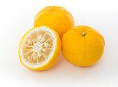 柚子柑橘類のフルーツ