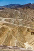 9 october 2018 - Death valley, California. USA: Death Valley National Park, Homeland of the Timbisha Shoshone sign in Panamint Valley
